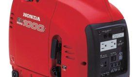 Honda EU1000i Power Generator