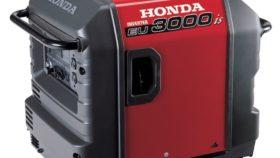 Honda EU3000is power generator