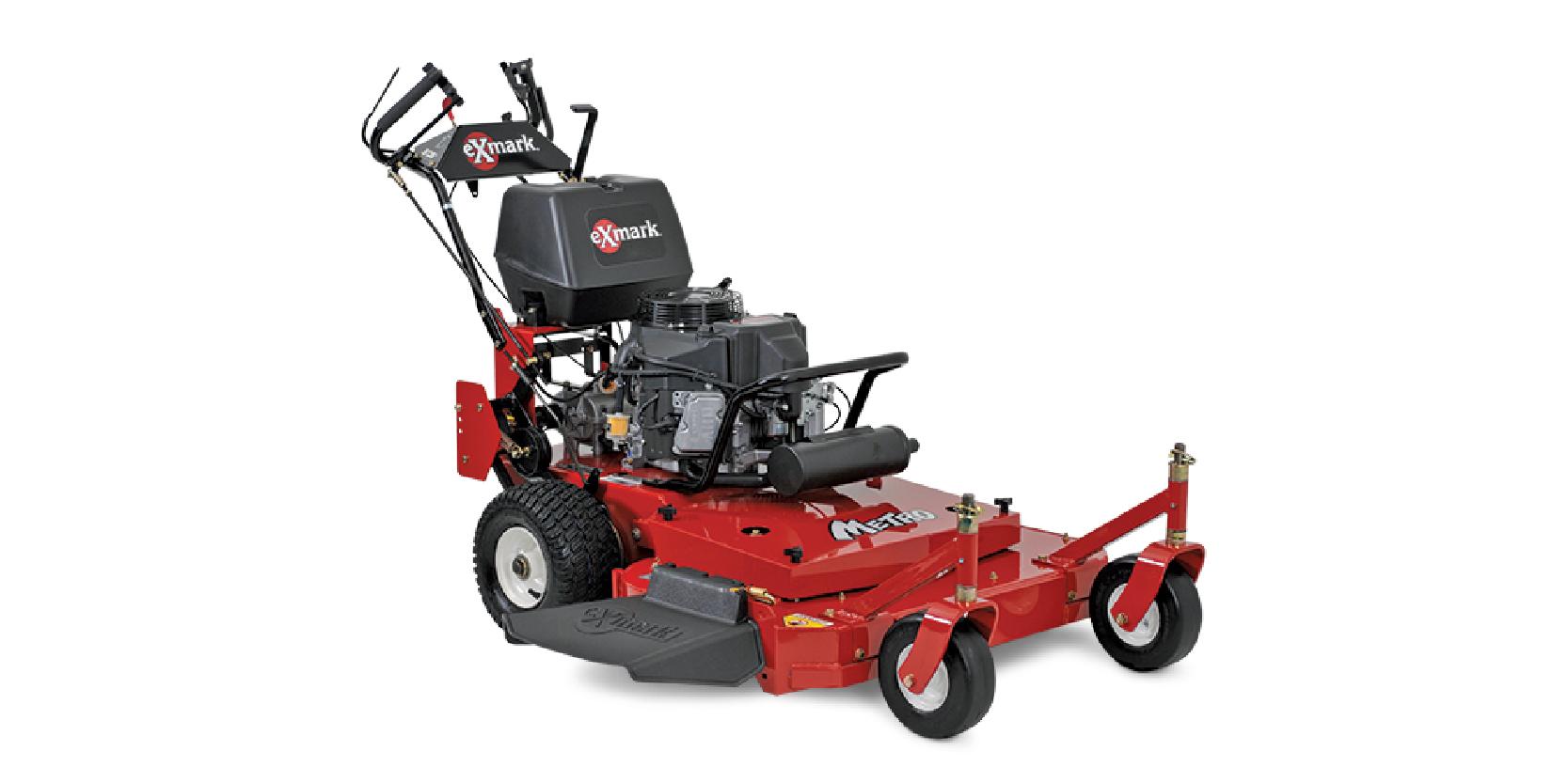 Stand Behind Lawn Mower >> Exmark Mgs481cka36200 Metro 36 Walk Behind Lawn Mower
