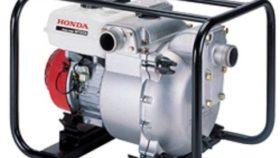 Honda WT20 water pump