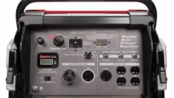 Honda Eb10000 power generator control panel