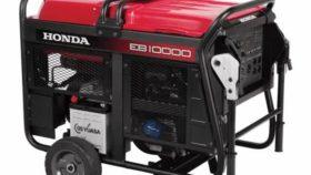 Honda Eb10000 power generator