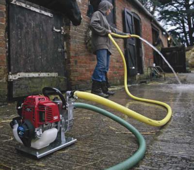 Honda WX10 water pump