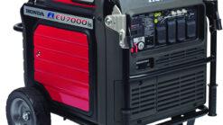 Honda EU7000iSNAG Inverter Generator