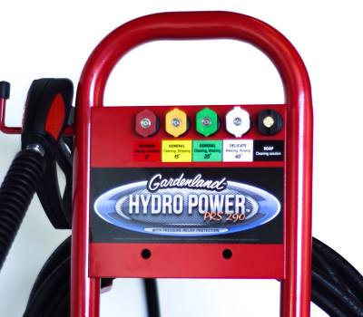 Gardenland HydroPower PRS290 pressure washer handle