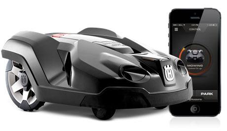 Husqvarna Automower 450X robot mower