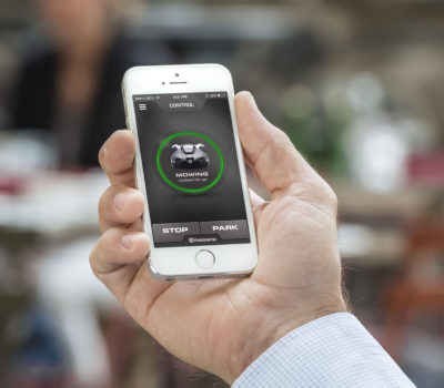 Husqvarna Automower Smart Phone App