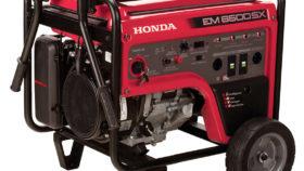 HONDA EM6500SXK2AT1 POWER GENERATOR
