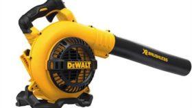DeWalt DCBL790B battery powered leaf blower