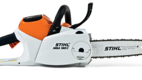 Stihl MSA 160 C-BQ battery powered chainsaw
