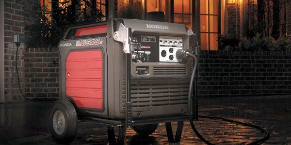 Honda Generators for Emergency Back-Up Power