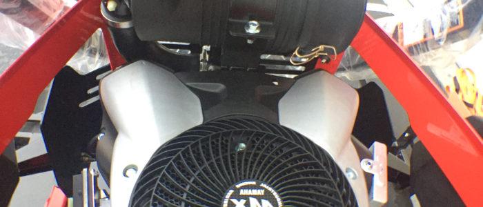 Gravely Pro-Turn 400 Yamaha engine