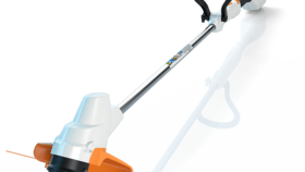Stihl FSA 56 battery powered line trimmer