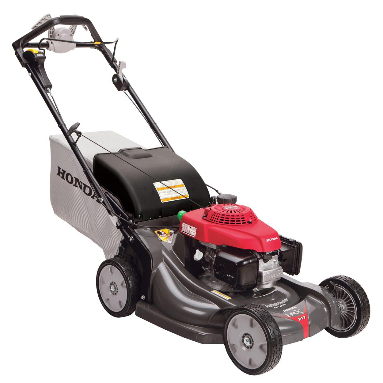 Honda HRX217VYA lawn mower