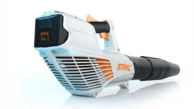 Stihl BGA 56 battery powered leaf blower
