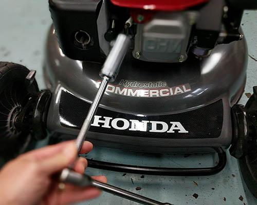 Honda HRC216HXA lawn more repair