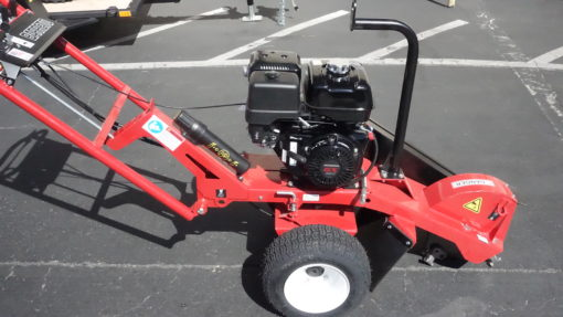 Barreto E13SGH stump grinder