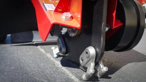 Barreto E13SGH stump grinder