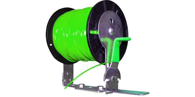 Green-Touch-Trailer-Racks-Xd105-Line_Spool_Rack_Green_Handle_360x