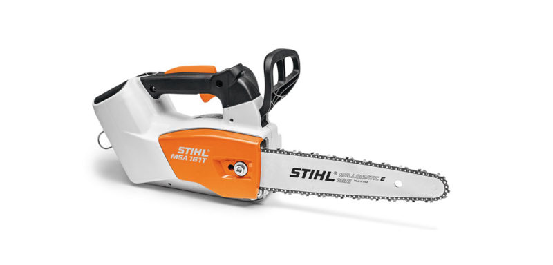 Chainsaws Battery-Powered