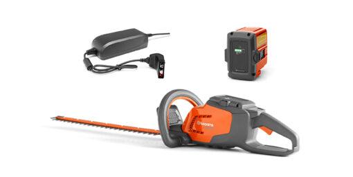 Husqvarna 115iHD55 Battery-Powered Hedge Trimmer Kit