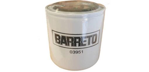Barreto Part Hydraulic Oil Filter