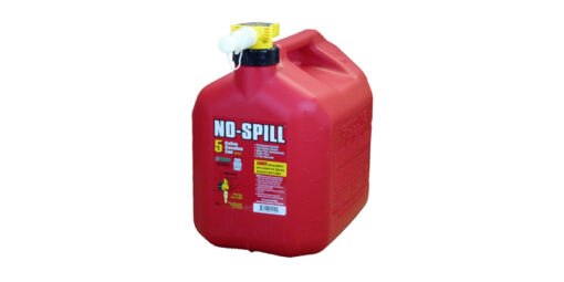 No Spill Gas Can 5 Gallons