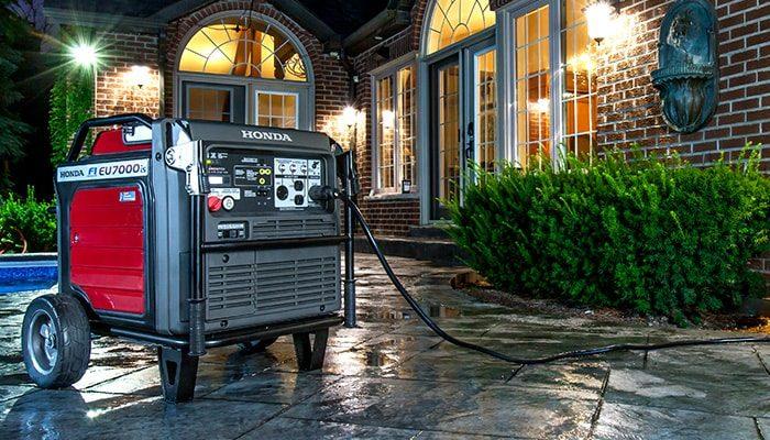 Honda Eu7000i Generator for sale at Gardenland Power Equipment