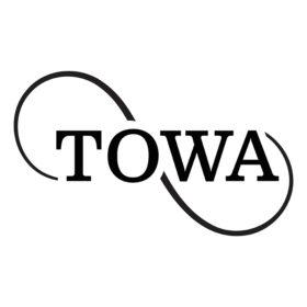 TOWA Black Logo