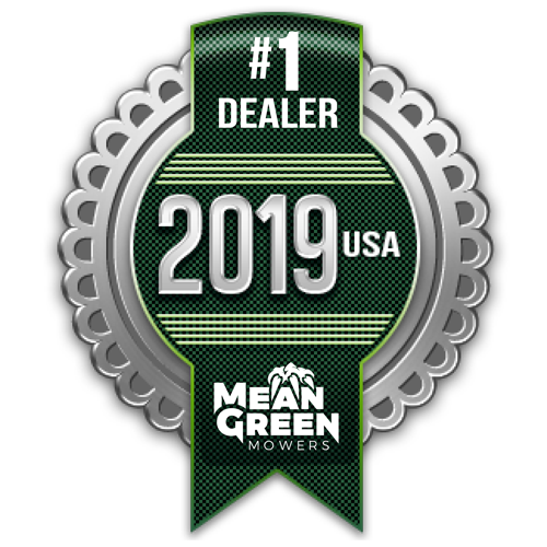 Mean Green #1 USA Dealer Gardenland Badge