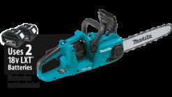 Makita Battery Powered Chainsaw