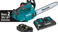 Makita Battery Powered Chainsaw