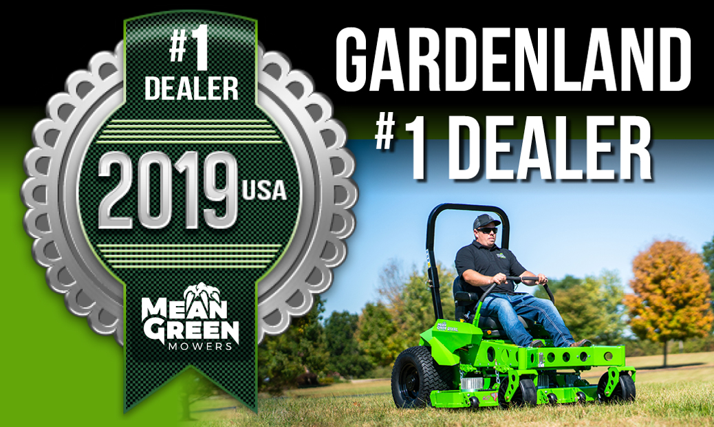 Mean Green No1 USA Dealer Gardenland 2019