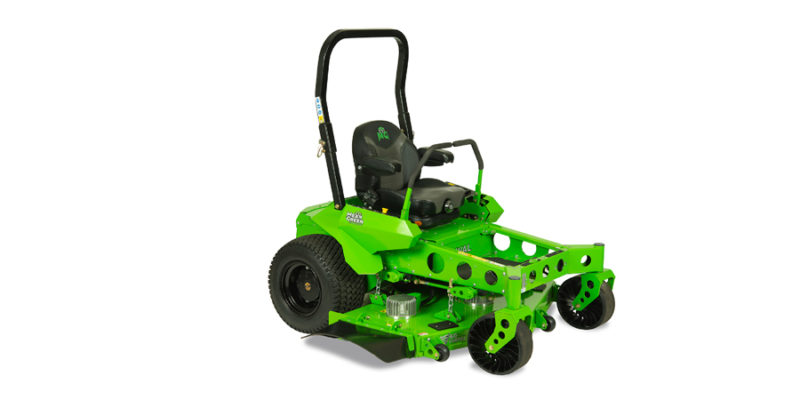 Commercial Battery-Powered Lawn Mowers