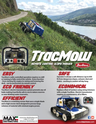 TracMower