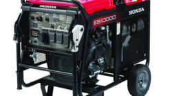 Honda EB10000AG Generator with CO-MINDER