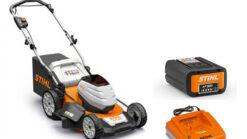 STIHL-RMA-510V-battery-powered-lawn-mower