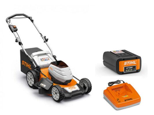 Lawn Mowers Homeowner Battery-Powered