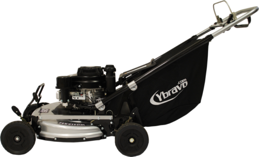 YBravo 25 commerical lawn mower for sale at Gardenland Power Equipment