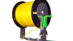 Green-Touch-Trailer-Racks-XD105_Line-Spool-Rack-with-Cutter-Shop-Gardenland